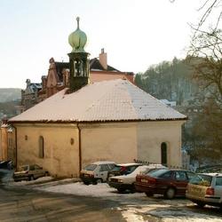Kostel sv. Ondřeje v Karlových Varech