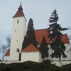 Kostel Narození sv. Jana Křtitele v Hovorčovicích