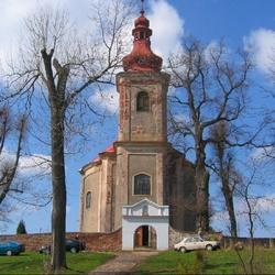 Kostel sv. Anny ve Vižnově