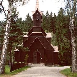 Kostel sv. Bedřicha v Bílé