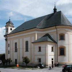 Kostel sv. Petra a Pavla v Batelově