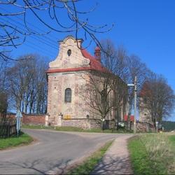 Kostel sv. Jakuba Většího v Ruprechticích