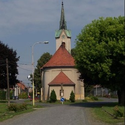 Kostel sv. Prokopa v Čehovicích