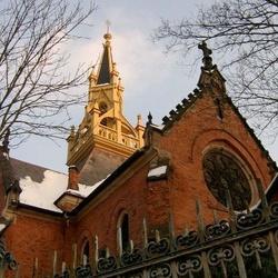 Kostel sv. Lukáše v Karlových Varech