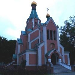 Kostel sv. Gorazda v Olomouci