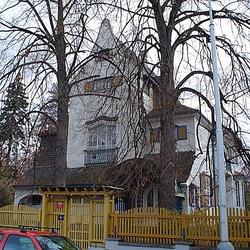 Vila dr. Náhlovského