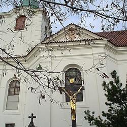 Kostel sv. Matěje v Praze-Dejvicích