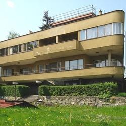 Vila Lídy Baarové