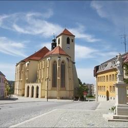 Kostel sv. Jakuba Většího v Boskovicích
