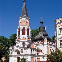 Kostel sv. Olgy ve Františkových lázních