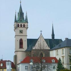 Kostel sv. Mikuláše v Humpolci