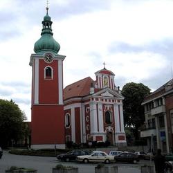 Kostel sv. Jakuba Většího v Červeném Kostelci
