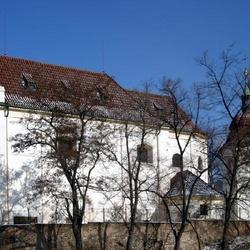 Kostel Sv. Pankráce v Praze