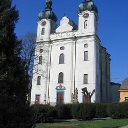 Kostel Nanebevzetí Panny Marie v Budišově nad Budišovkou