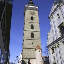 Kostel sv. Mikuláše v Českých Budějovicích