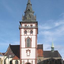Kostel Nanebevzetí Panny Marie v Chomutově