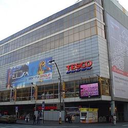 Obchodní dům TESCO (Máj)