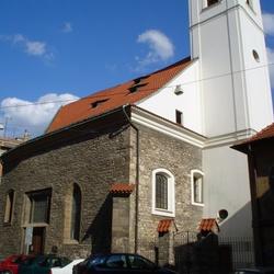 Kostel sv. Michala v Praze na Novém městě