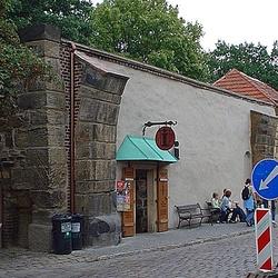 Bývalá brána Špička