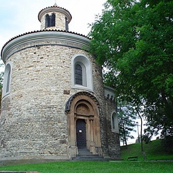 Rotunda sv. Martina na Vyšehradě