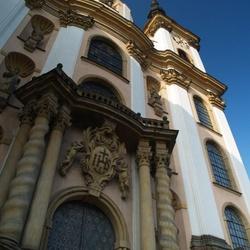 Kostel Panny Marie Sněžné v Olomouci