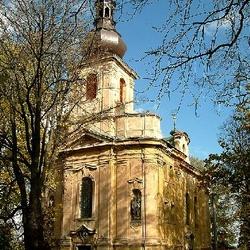 Kostel sv. Jana Křtitele v Osově