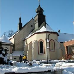 Kostel sv. Kateřiny v Jindřichově Hradci