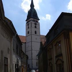Kostel Nanebevzetí Panny Marie v Jindřichově Hradci
