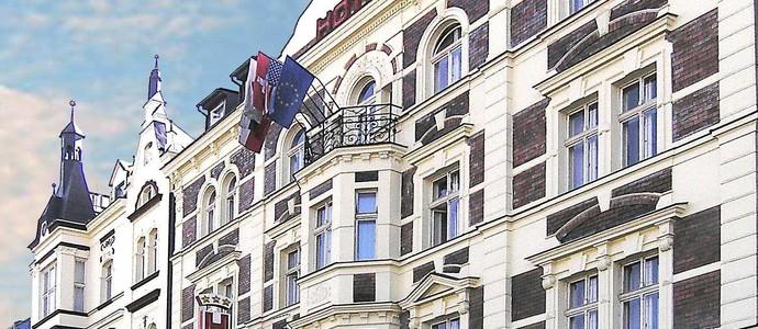 Hotel Victoria Plzeň