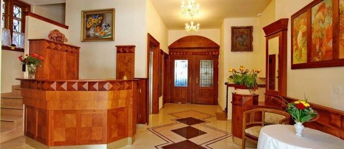 Hotel Fortna Chrudim 1127572875