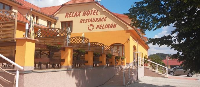 Relax Hotel Pelikán Hluboká nad Vltavou