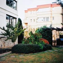 Garden pension Villa Maria
