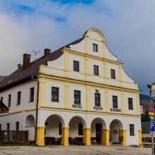 Hotel Pošta Černý Důl