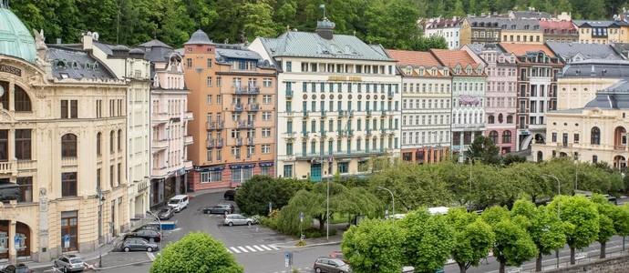 Residence Goethe U Tří mouřenínů Karlovy Vary 1133489827