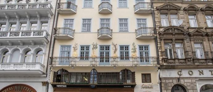Residence Goethe U Tří mouřenínů Karlovy Vary