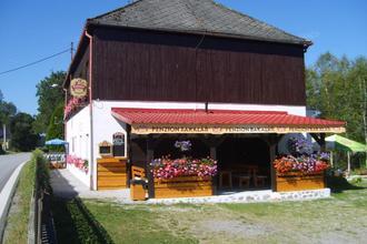 Penzion Bakalář Frymburk