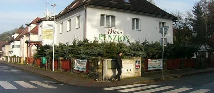 Penzion Diana Doksy 1133491891