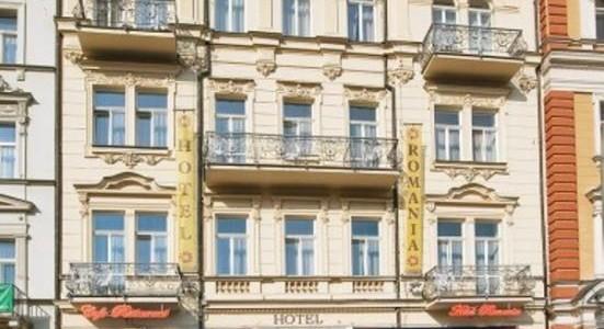 Hotel Romania Karlovy Vary