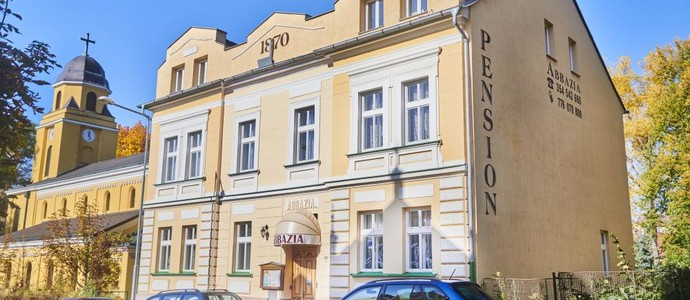 ABBAZIA Penzion Františkovy Lázně 1141861749