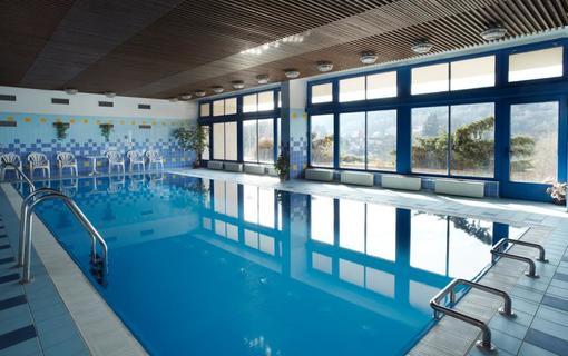 Hotel Harmonie bazén