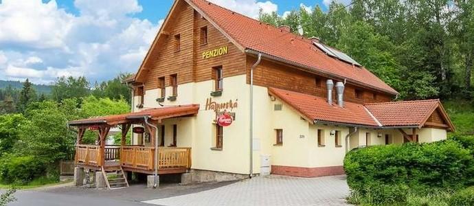 Penzion Hamerská Jizba Nové Hamry 1133493687