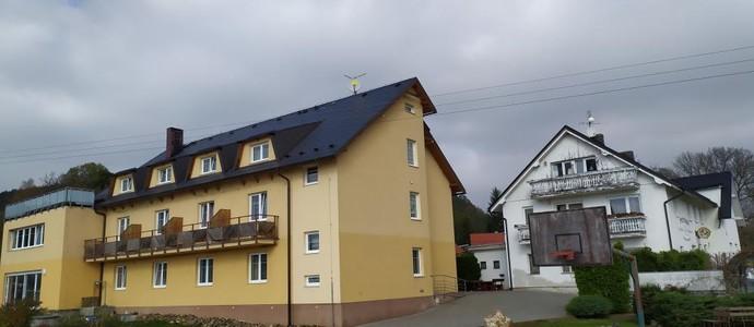 Penzion a restaurace U Jandů Běhařov