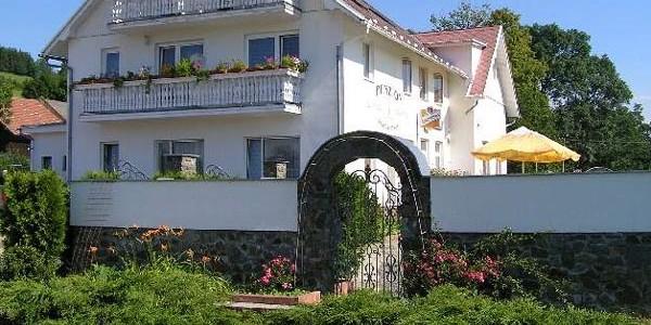 Penzion a restaurace U Jandů Janovice nad Úhlavou