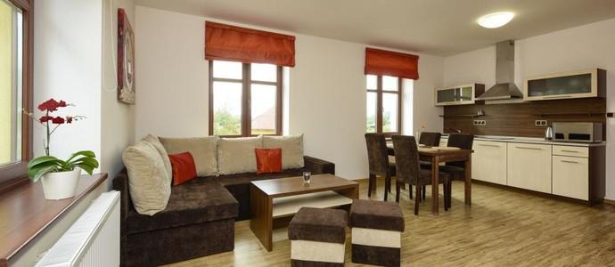 Apartmány Na Seníku Třeboň 1123842044