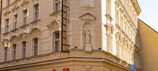 Koruna Hotel Praha