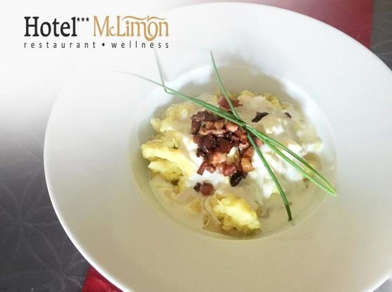 Hotel Mc Limon Denní menu