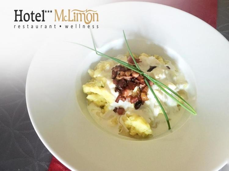Hotel Mc Limon Denní menu 2