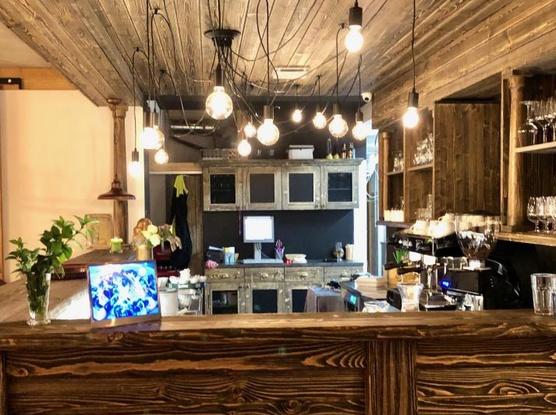 Hotel Mc Limon Recepce, bar restaurace