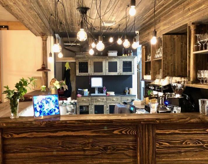 Hotel Mc Limon Recepce, bar restaurace 2