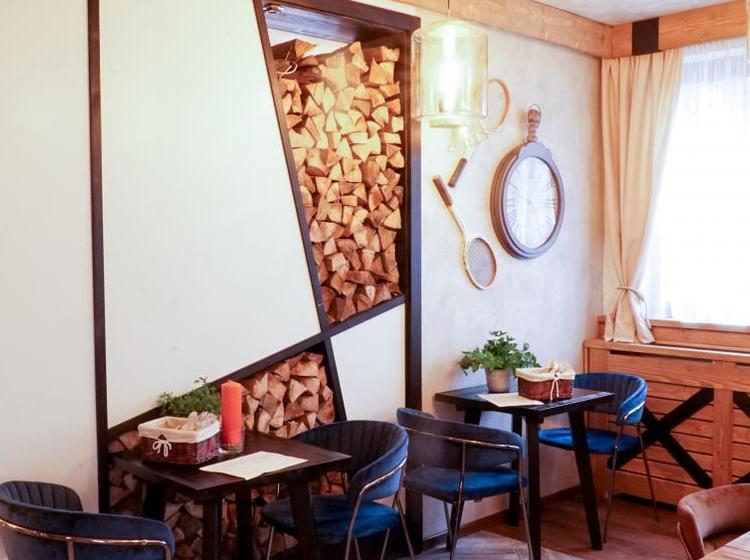 Hotel Mc Limon Restaurace 2